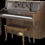 Essex Upright Piano EUP-116CT