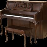 Essex Upright Piano EUP-116FF