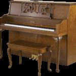 Essex Upright Piano EUP-116QA