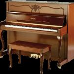 Essex Upright Piano EUP-123FL