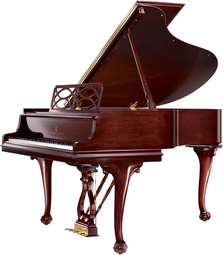 Steinway Grand Piano Chippendale