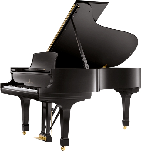 Steinway Grand Piano Model-O