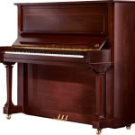 Steinway Upright Piano Traditional K-52