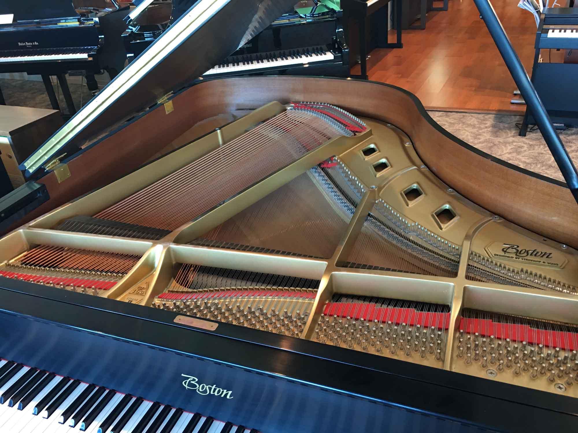 1999 Boston GP163 Used Grand Piano