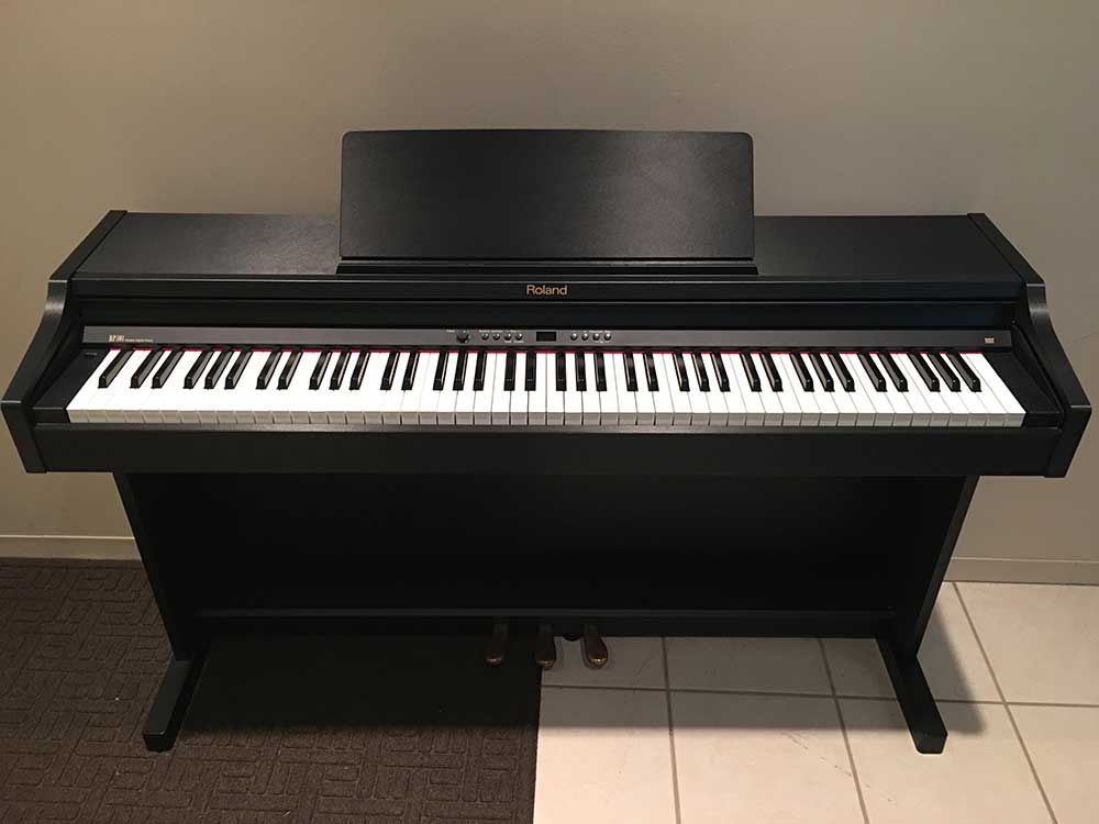 2013 Roland RP301 Used Digital Piano