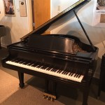 2005 Steinway & Sons Model S Used Grand Piano