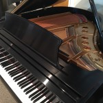 Used Steinway and Sons baby grand piano
