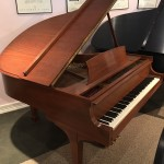 1979 Steinway & Sons S Model Used Grand Piano