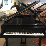 1969 Steinway & Sons Model M Used Grand Piano