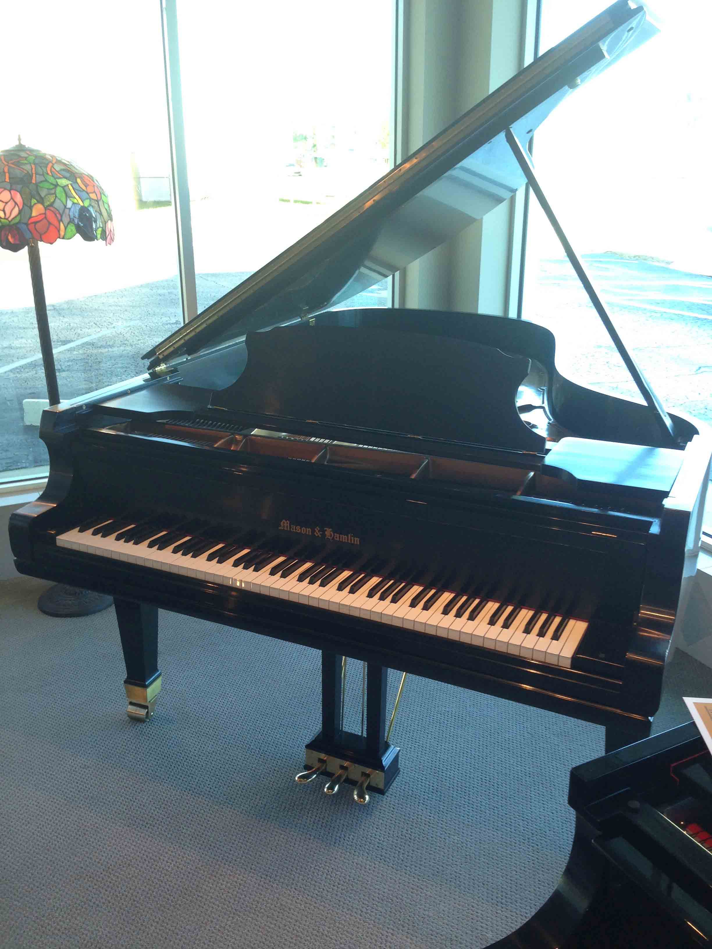 1994 Mason & Hamlin Model BB Used Grand Piano