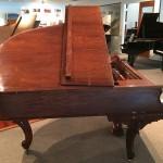 "1905 Steinway & Sons Louis XV AIII 6'4"" Sapele Mahogany"