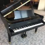 "1995 Baldwin ""M"" Ebony Satin Grand Piano"