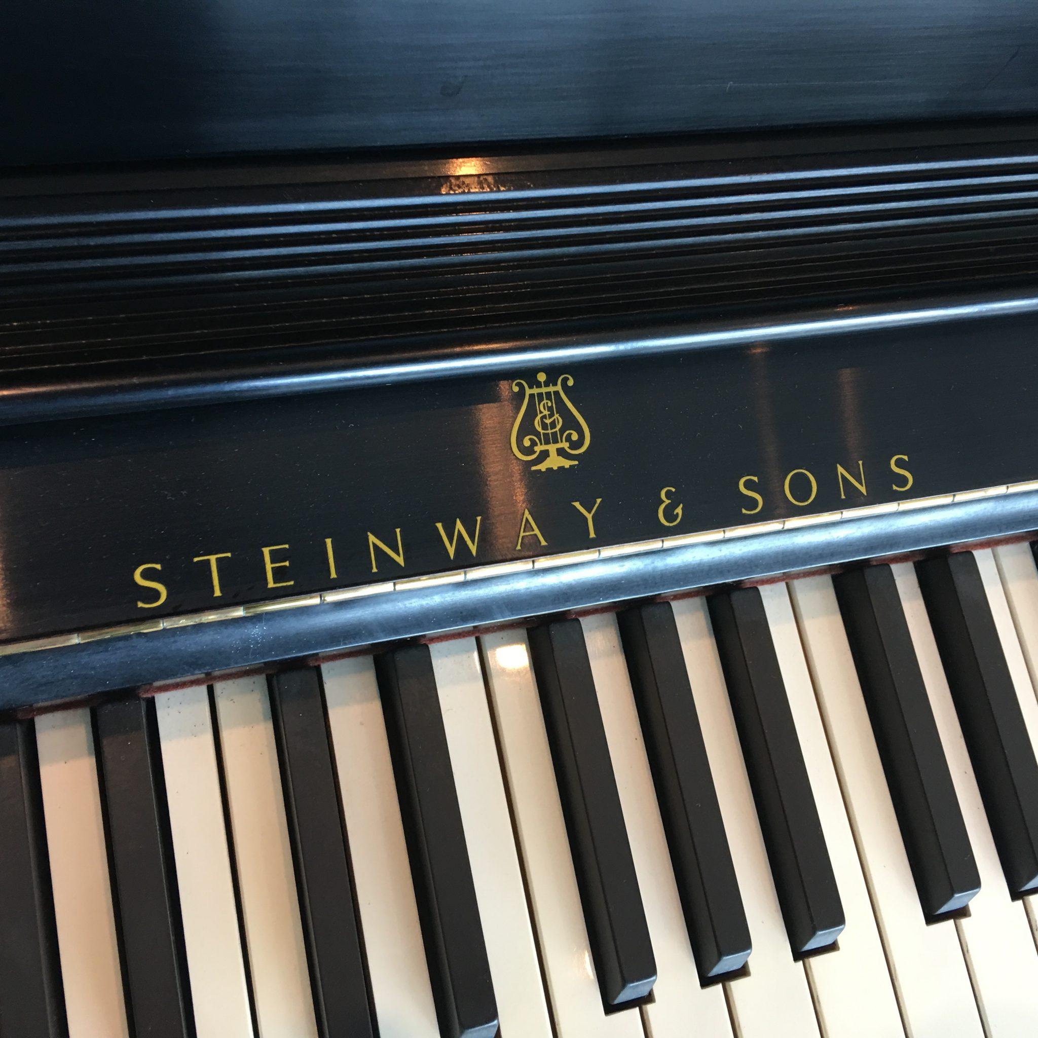 1973 Steinway & Sons 1098 Studio