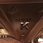 """1997 Steinway & Sons """"K52"""" Ebony Satin Studio"""